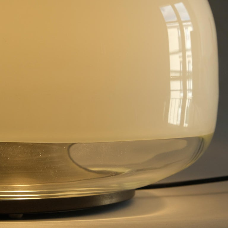 Roberto Pamio, Medusa, Table lamp, Leucos, Italy, 1970s In Good Condition For Sale In Paris, FR