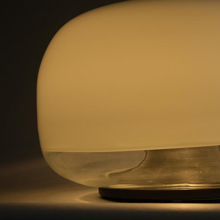 Roberto Pamio, Medusa, Table lamp, Leucos, Italy, 1970s For Sale 1