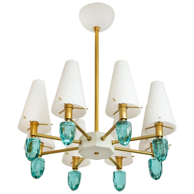 Roberto Rida Chandelier For Sale