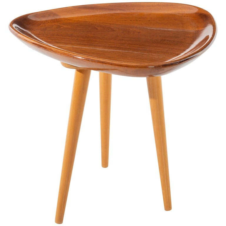 robin and lucienne day guitar pick stool for sale at 1stdibs. Black Bedroom Furniture Sets. Home Design Ideas