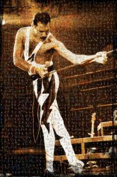 Freddie Mercury, Photomosaic