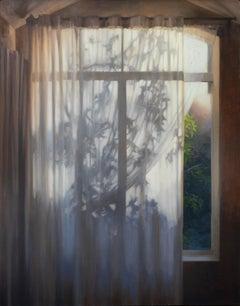 """""""Beginnings"""" Oil Painting"""