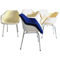 Robin Day for Hille Set Chairs, 1970s