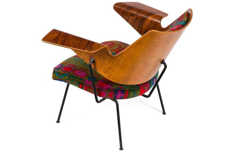 Robin Day Royal Festival Hall Lounge Chair, England, 1951 In Good Condition For Sale In New York, NY
