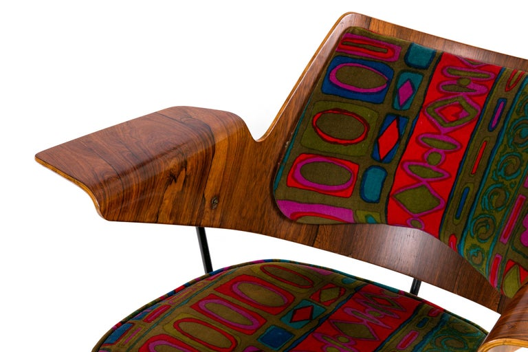 Upholstery Robin Day Royal Festival Hall Lounge Chair, England, 1951 For Sale