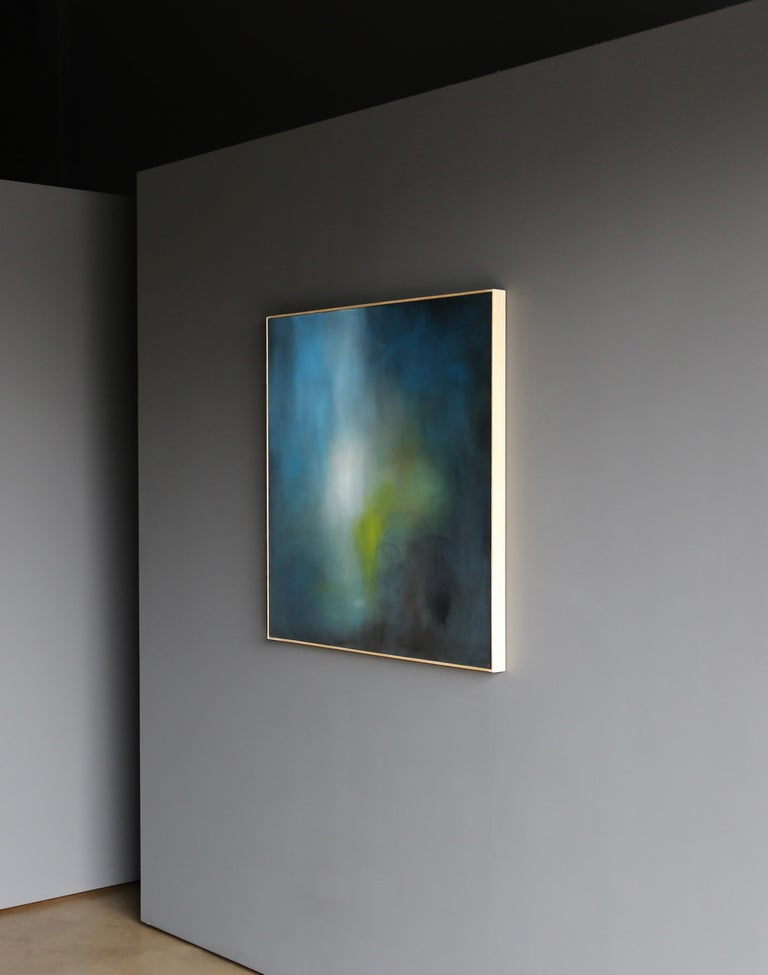 Robin Harker abstract expressionist oil painting, 2021   Robin Harker currently works and lives in Palm Desert Ca. She received her Bachelor of Arts from Art Center College of Design, Pasadena California. Her work has been exhibited nationally and
