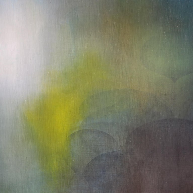 Robin Harker Abstract Expressionist Painting In New Condition For Sale In Costa Mesa, CA