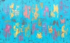 Hidden Secrets, Mixed Media on Canvas