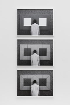 Square Triptych