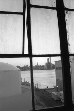 Rebecca's Studio, Williamsburg, Brooklyn 2002