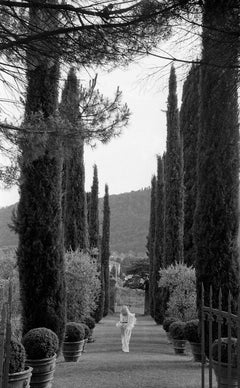 Maureen, Villa Boccella, Lucca, Italy, 2014