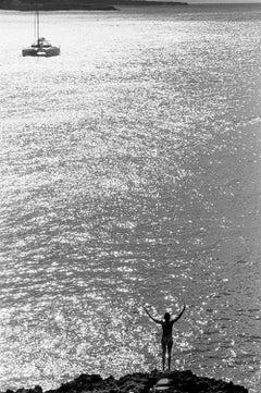 Woman Diving 2, Anguilla, BOT, 2006