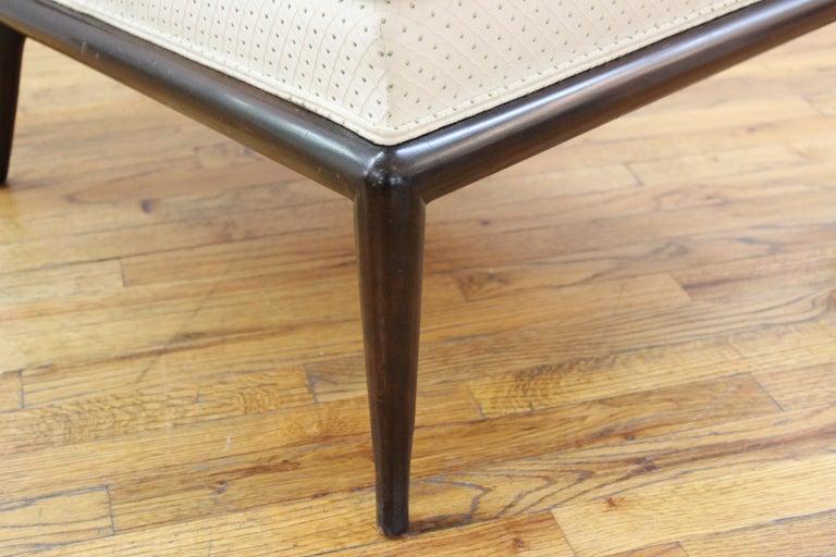 Robsjohn-Gibbings for Widdicomb Mid-Century Modern Slipper Chairs For Sale 3