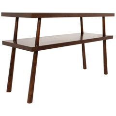 Robsjohn Gibbings for Widdicomb Midcentury Sofa Console Foyer Entry Table