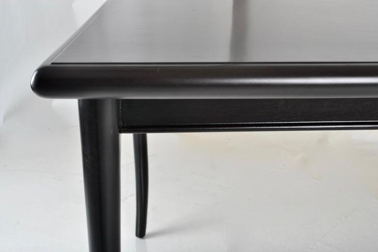 Robsjohn-Gibbings for Widdicomb Sabre Leg Dining Table, USA, 1950s For Sale 2