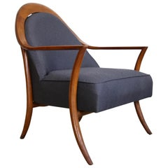 Robsjohn-Gibbings Lounge Chair for Widdicomb