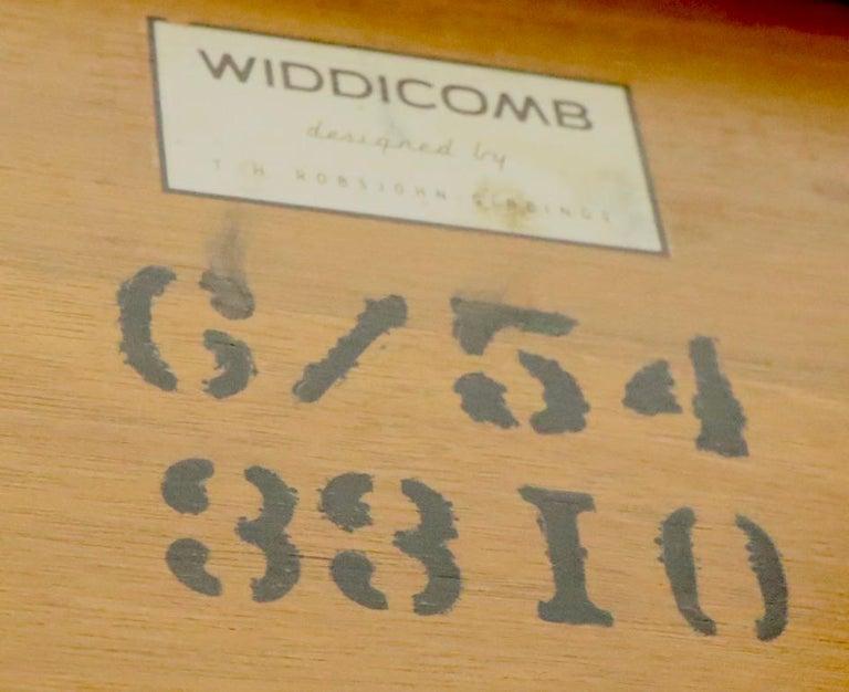 Robsjohn Gibbings Widdicomb Side End Table For Sale 2