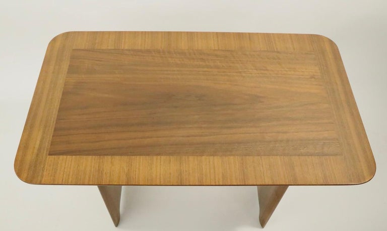 American Robsjohn Gibbings Widdicomb Side End Table For Sale