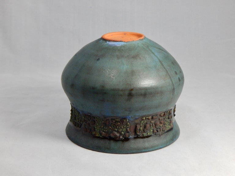 Rocann Ceramic Vessel by Andrew Wilder, 2018 In New Condition For Sale In Los Angeles, CA