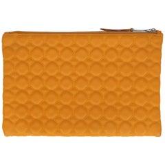 Rochas Woman Handbag  Orange Leather