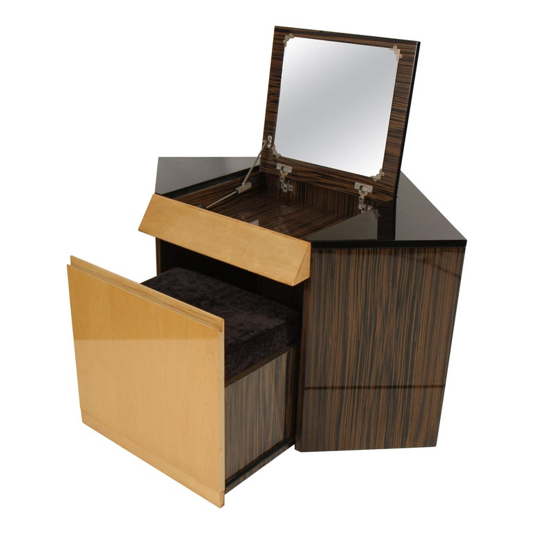 Roche Bobois Italian Vanity For Sale