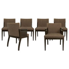 Roche Bobois Modern Dining Chairs, 'Set of Six'