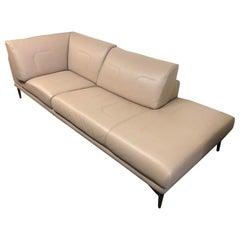Roche Bobois, Utopic Chaise Sofa