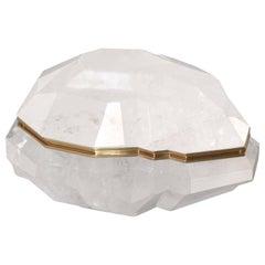 Rock Crystal Box by Phoenix