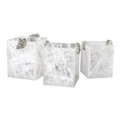 Rock Crystal Boxes by Phoenix