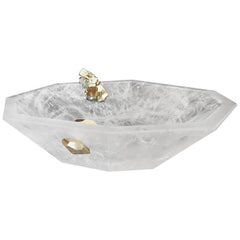 Rock Crystal Centerpiece II by Phoenix