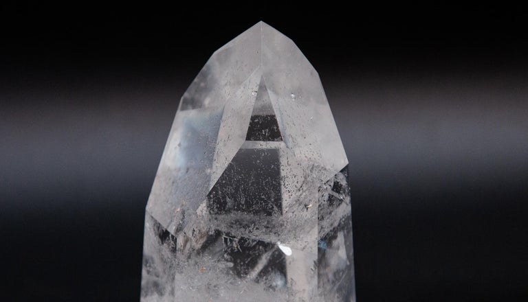 Rock Crystal Point In New Condition For Sale In New York, NY