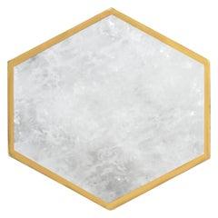 Rock Crystal Quartz Knob by Phoenix