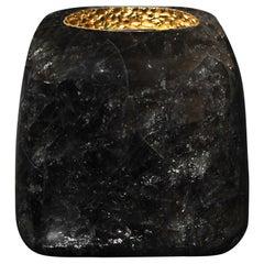 Rock Crystal Tissue Box by Phoenix