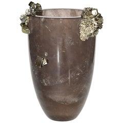 Rock Crystal Vase by Phoenix