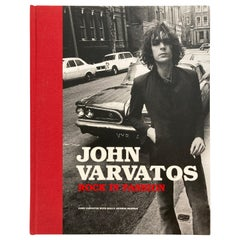 Rock in Fashion John Varvatos Coffee Table Book
