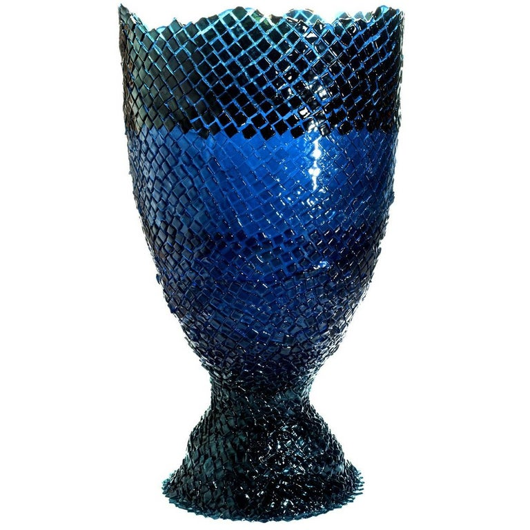 Rock On Ice Extra Large Vase For Sale At 1stdibs