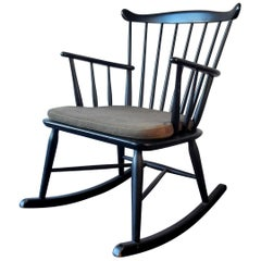 Rocking Chair by Farstrup, Denmark, 1960s