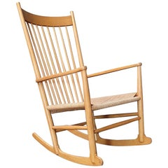 Rocking Chair by Hans J. Wegner, 1960s
