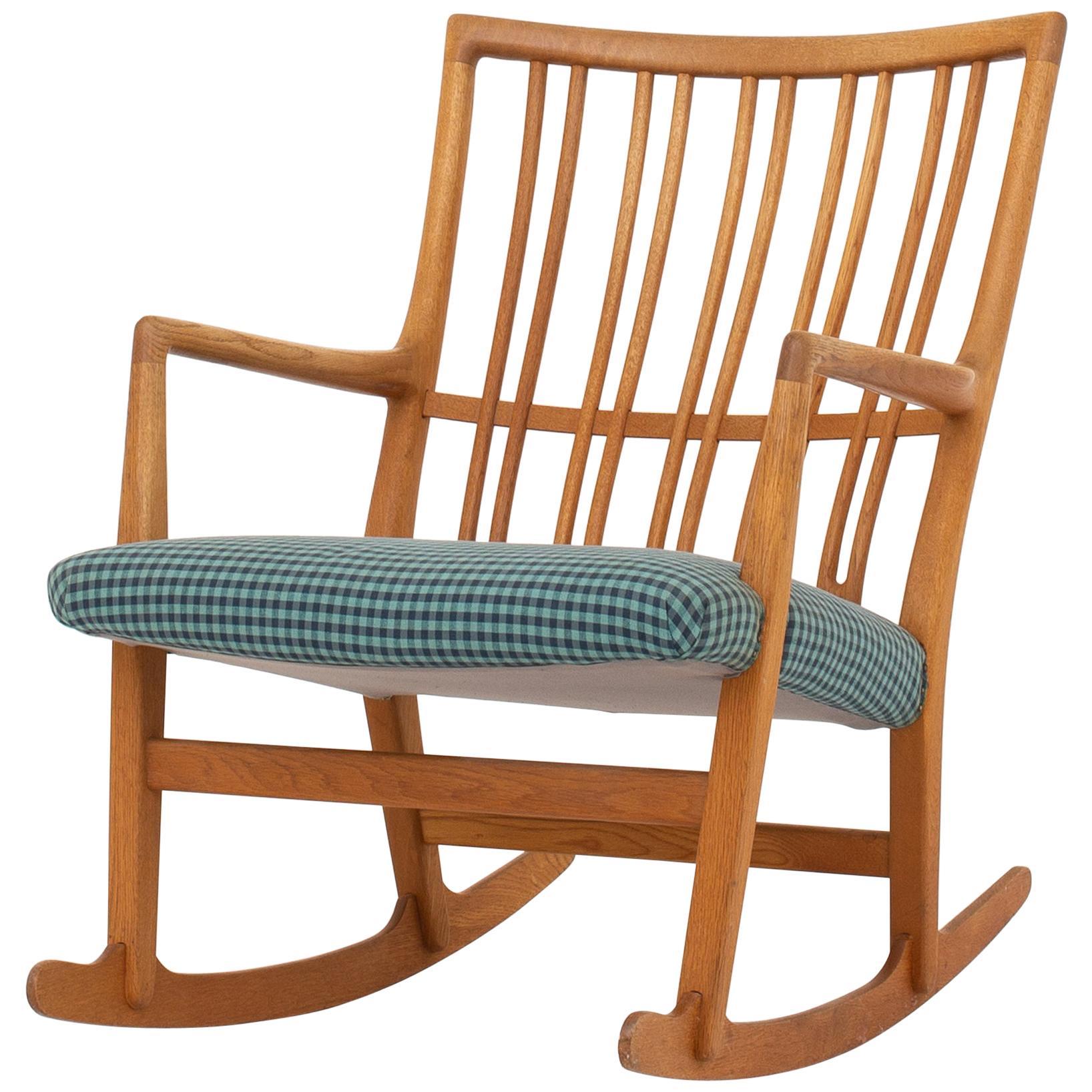 Rocking Chair by Hans J. Wegner