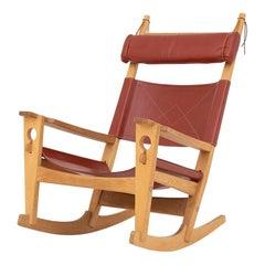 Rocking Chair by Hans. J Wegner