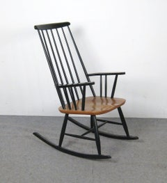 Rocking Chair by Ilmari Tapiovaara for Asko, 1950s