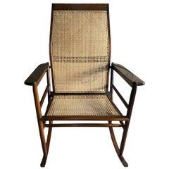 Rocking Chair by Joaquim Tenreiro