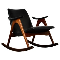 Rocking Chair by Louis Van Teeffelen, 1960s
