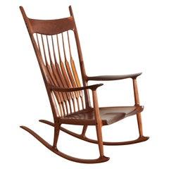 Rocking-Chair by Sam Maloof