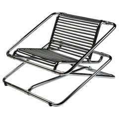 Rocking Chair, Designed by Ron Arad for One Off, England, 1980s