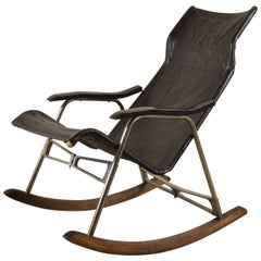 Rocking Chair Designed by Takeshi Nii, 1960s
