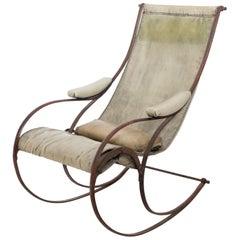 Rocking Chair, England, 19th Century