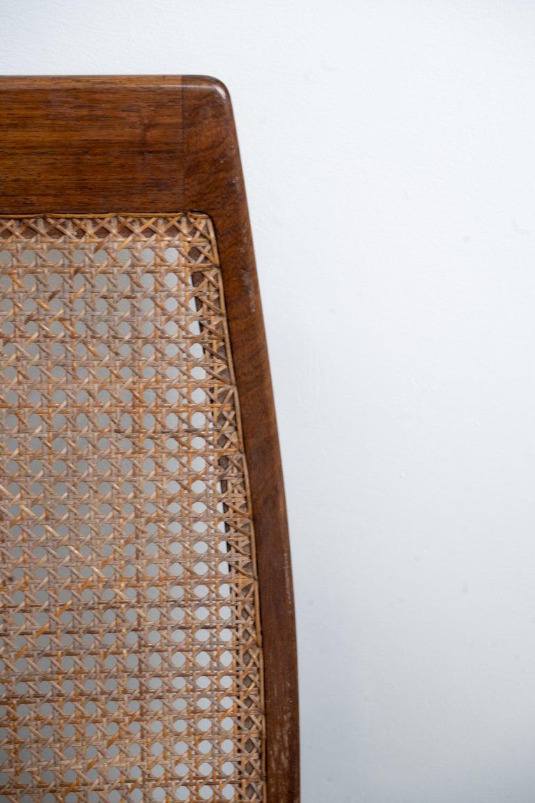 Rocking Chair Joaquim Tenreiro, 1960s, Brazilian Midcentury Design For Sale 7
