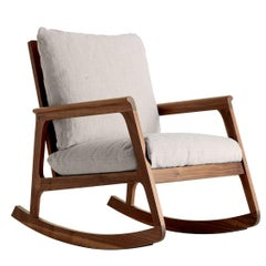 Rocking Chair T-102 by Dale Italia