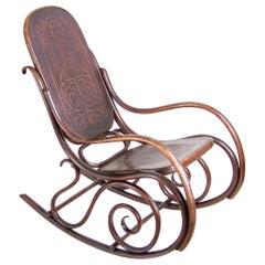 Rocking Chair Thonet Nr.10, circa 1900
